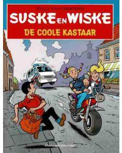 SUSKE EN WISKE KORTVERHAAL, DEEL 011  : DE COOLE KASTAAR