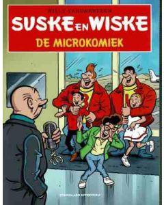 SUSKE EN WISKE KORTVERHAAL, 2E REEKS DEEL 012 : DE MICROKOMIEK