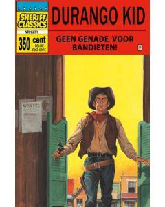 SHERRIF COMICS, DEEL 9271 DURANGO KID : GEEN GENADE VOOR BANDIETEN !