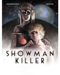 SHOWMAN KILLER, DEEL 003 : DE ONZICHTBARE VROUW