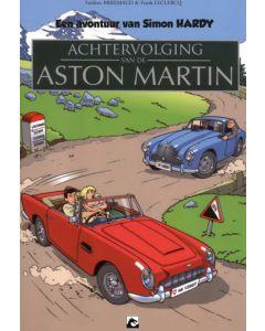 EEN AVONTUUR VAN SIMON HARDY, DEEL 004 : ACHTERVOLGING VAN DE ASTON MARTIN