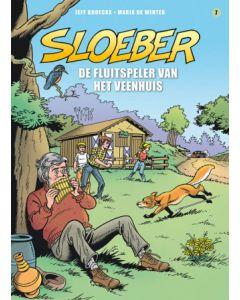 SLOEBER, DEEL 007 : DE FLUITSPELER VAN HET VEENHUIS