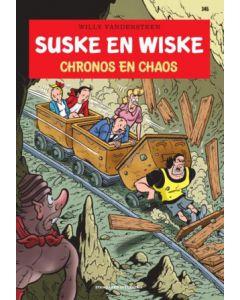 SUSKE EN WISKE : CHRONOS EN CHAOS