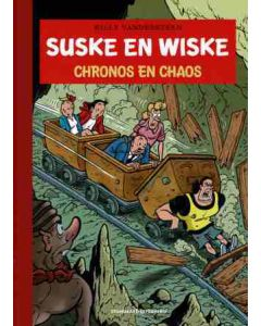 SUSKE EN WISKE LUXE, DEEL 346 : CHRONOS EN CHAOS