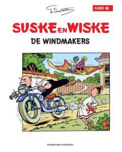 SUSKE EN WISKE CLASSICS, DEEL 019 : DE WINDMAKERS