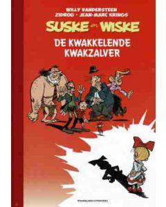 SUSKE EN WISKE HOMAGEALBUM, LUXE DEEL 003  : DE KWAKKELENDE KWAKZALVER