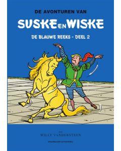 SUSKE EN WISKE, DE BLAUWE REEKS INTEGRAAL DEEL 002