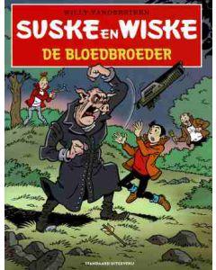 SUSKE EN WISKE KORTVERHALEN, DEEL 004 : DE BLOEDBROEDER