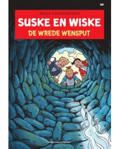 SUSKE EN WISKE, DEEL 348 : DE WREDE WENSPUT