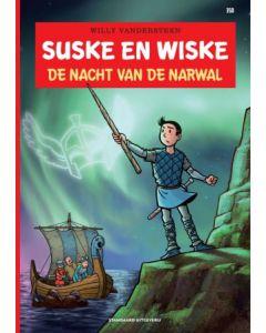 SUSKE EN WISKE, DEEL 350 : DE NACHT VAN DE NARWAL