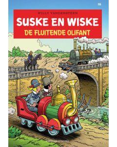 SUSKE EN WISKE, DEEL 356 : DE FLUITENDE OLIFANT