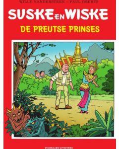 SUSKE EN WISKE HOMAGE ALBUM DEEL 004  : DE PREUTSE PRINSES