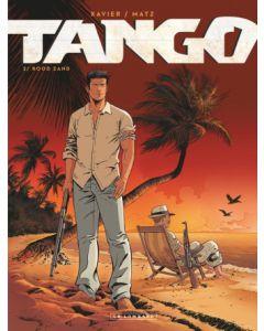 TANGO, DEEL 002 : ROOD ZAND