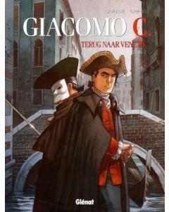 GIACOMO C., DEEL 017 : TERUG NAAR VENETIË DEEL 2
