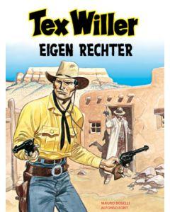 TEX WILLER, DEEL 0012 : EIGEN RECHTER