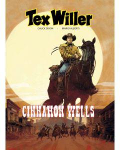 TEX WILLER - A4 FORMAAT - DEEL 007 : CINNAMON WELLS