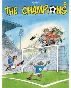 THE CHAMPIONS, DEEL 019    ( herdruk )
