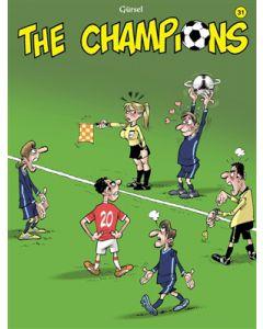THE CHAMPIONS, DEEL 031