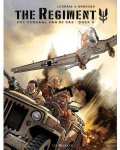 THE REGIMENT, DEEL 003 : HET VERHAAL VAN DE SAS