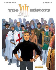 DERTIEN, DEEL 025 : THE XIII HISTORY