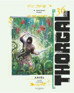 THORGAL, LUXE DEEL 036 : ANIËL