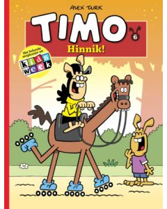 TIMO, DEEL 006 : HINNIK !