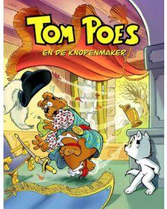 TOM POES DEEL 009 : TOM POES EN DE KNOPENMAKER