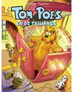 TOM POES, HC + PRENT DEEL 007 : TOM POES EN DE TRILLINGS