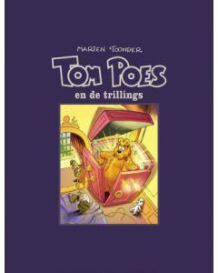 TOM POES, LUXE HC + PRENT DEEL 007 : TOM POES EN DE TRILLINGS