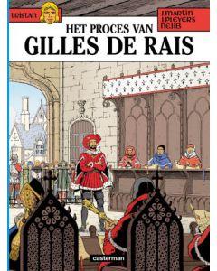 TRISTAN, DEEL 017 : HET PROCES VAN GILLES DE RAIS
