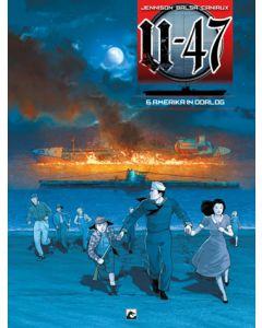 U-47, DEEL 006 : AMERIKA IN OORLOG