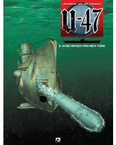 U-47, DEEL 005 : VOOR DE POORTEN VAN NEW YORK