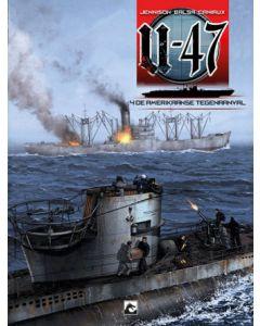 U-47, DEEL 004 : DE AMERIKAANSE TEGENAANVAL