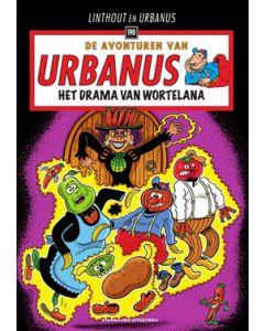 URBANUS, DEEL 190 : HET DRAMA VAN WORTELANA