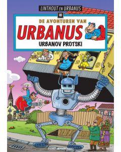 URBANUS, DEEL 183 : URBANOV PROTSKI