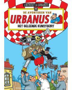 URBANUS, DEEL 185 : HET GELEENDE KUNSTGEBIT