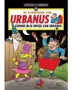 URBANUS, DEEL 180 : KERMIS IN DE BROEK VAN URBANUS