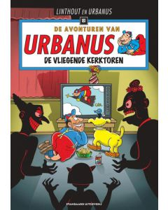 URBANUS, DEEL 181 : DE VLIEGENDE KERKTOREN