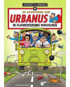 URBANUS, DEEL 184 : DE FLUORECERENDE SCHOOLREIS