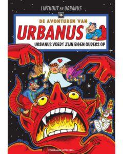 URBANUS, DEEL 186 : URBANUS VOEDT ZIJN EIGEN OUDERS OP