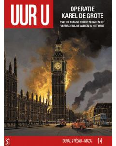 UUR U, DEEL 014 : OPERATIE KAREL DE GROTE