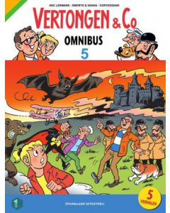 VERTONGEN EN CO : OMNIBUS 5