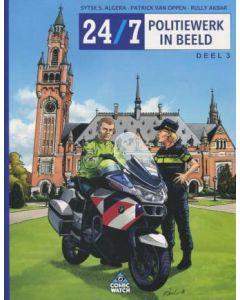 24/7, DEEL 003 : POLITIEWERK IN BEELD
