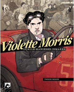 VIOLETTE MORRIS, DEEL 002 : TWEEDE AANKLACHT