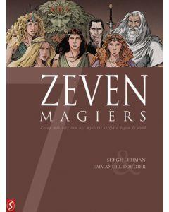 ZEVEN, DEEL 017 : ZEVEN MAGIËRS